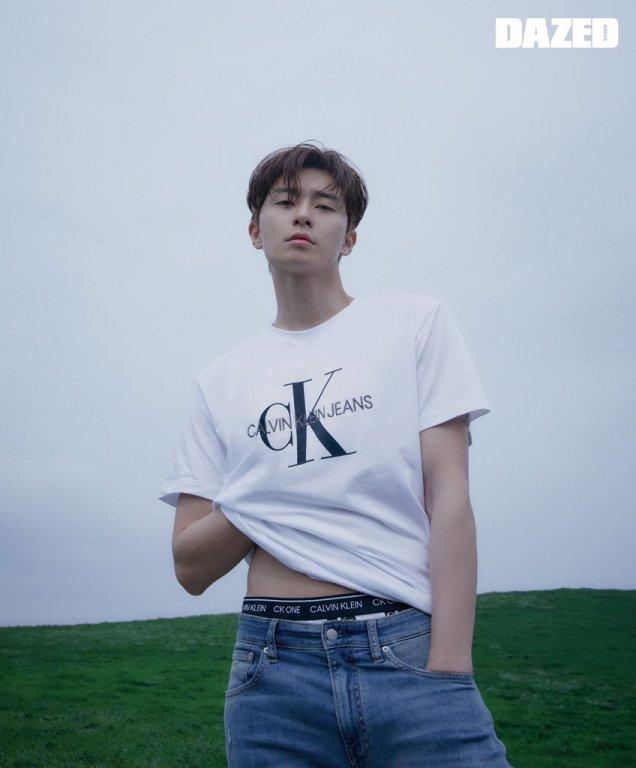 Park Seo Joon for Calvin Klein