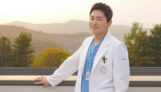 Cho Jung Seok for Hospital Playlist