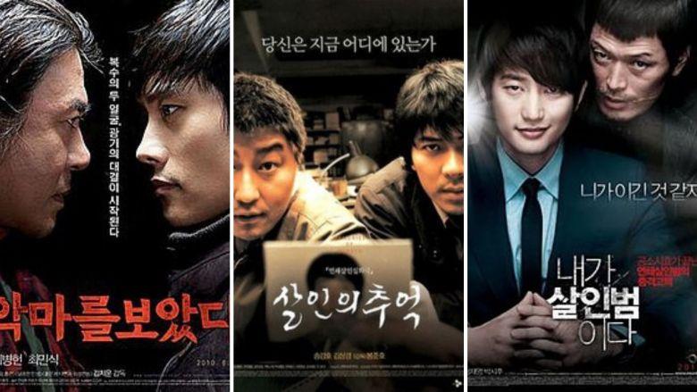 Mystery-Thriller Korean Movies