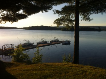 Annys Adventures Blog - Raquette Lake Camp, New York