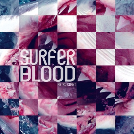 Cover of Surfer Blood - Astro Coast