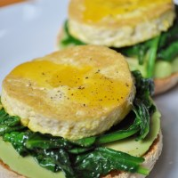 A Vegan Approach to Eggs on Toast - VeganMoFo