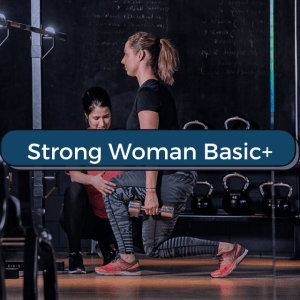 strong woman basic plus