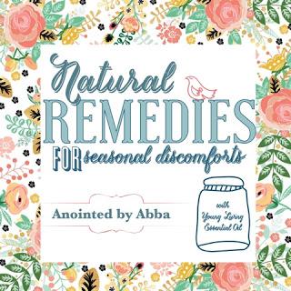 Natural remedies for seasonal discomforts
