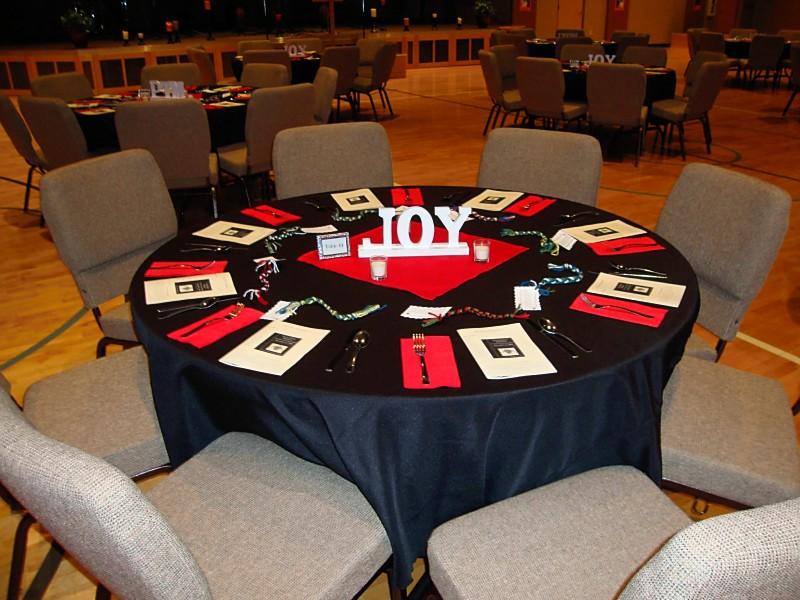 Joy table