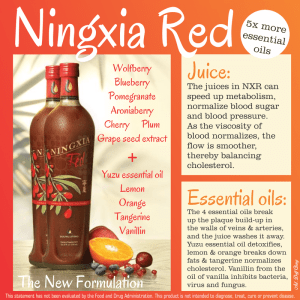 new ningxia red