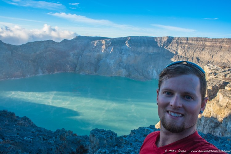 Mike Selfie at Kawah Ijen (1 of 1)