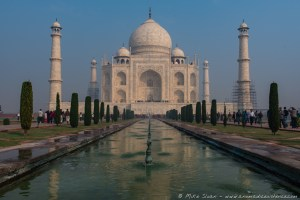 Taj Mahal, Agra, Utter Pradesh, India