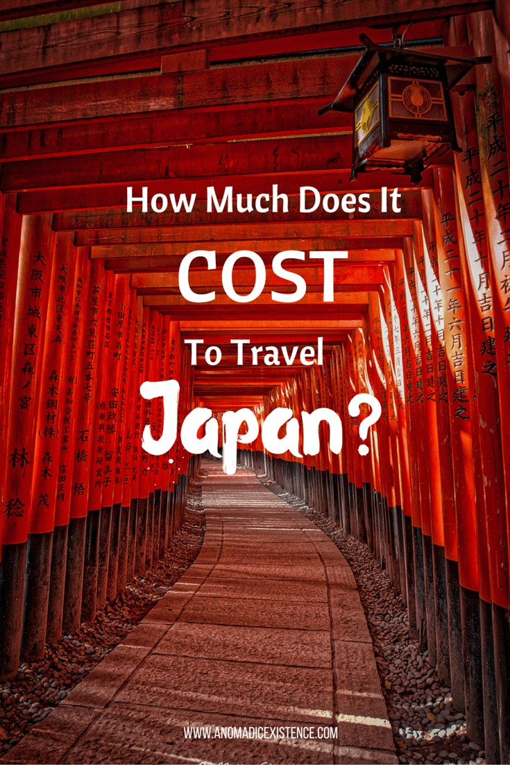 how much does it cost to travel japan a nomadic existence. Black Bedroom Furniture Sets. Home Design Ideas
