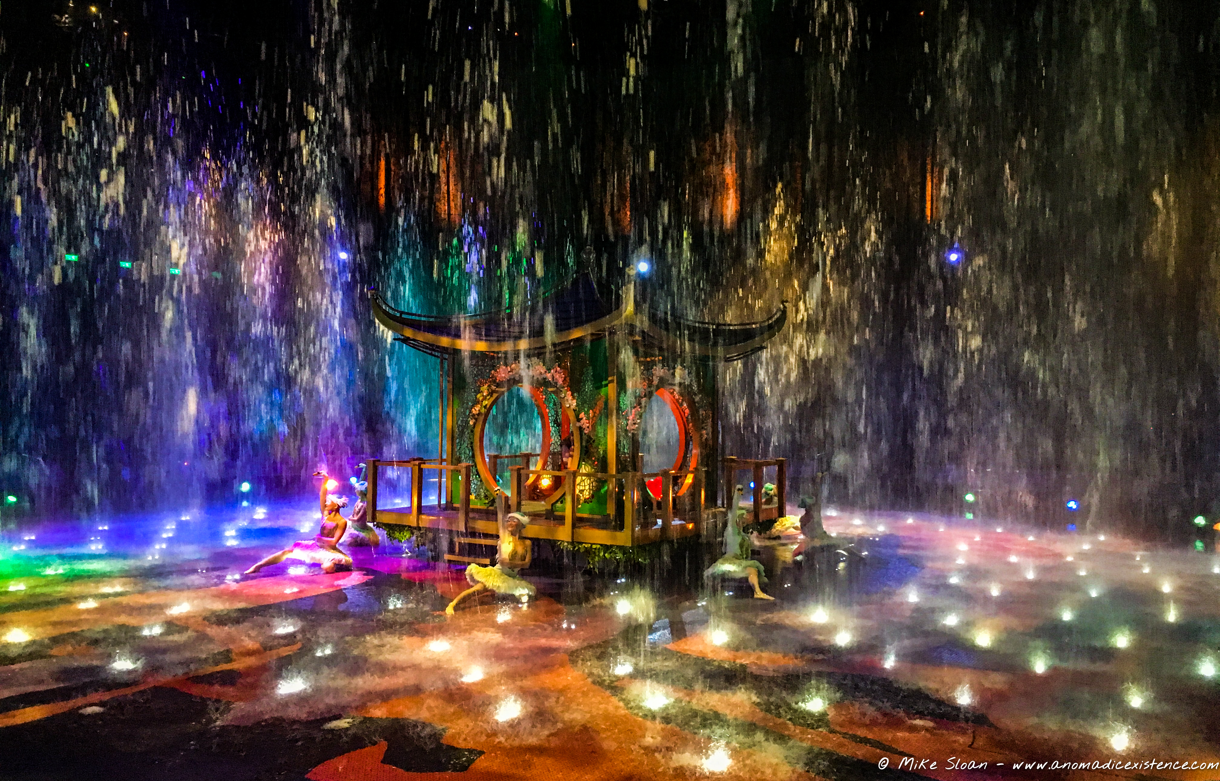 The House of Dancing Water Show in Macau
