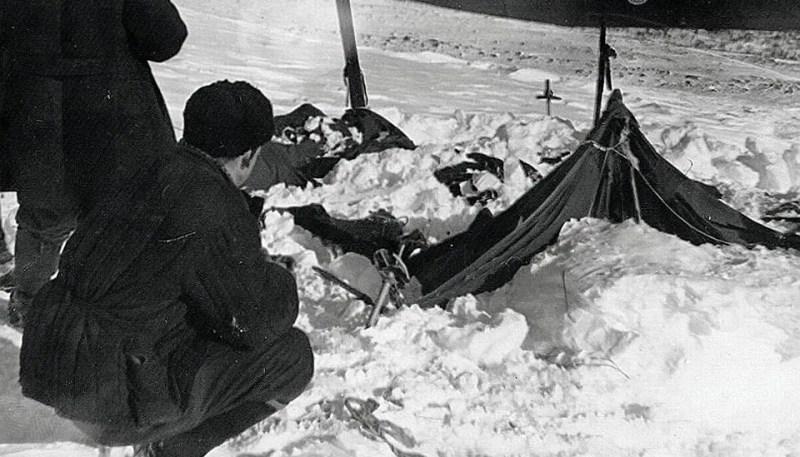 L'incident du col de Dyatlov