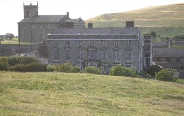Moresby Hall