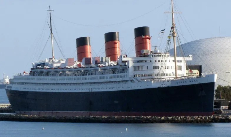 RMS Queen Mary aujourd'hui