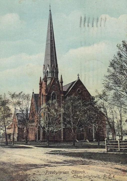 Église presbytérienne St. James