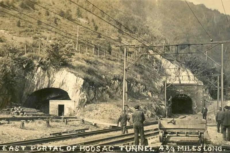 Tunnel de Hoosac