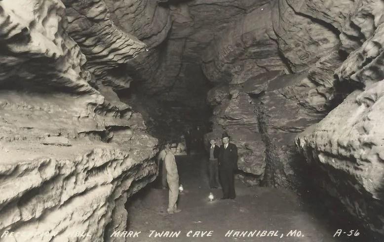 Grotte du fantôme de Mark Twain