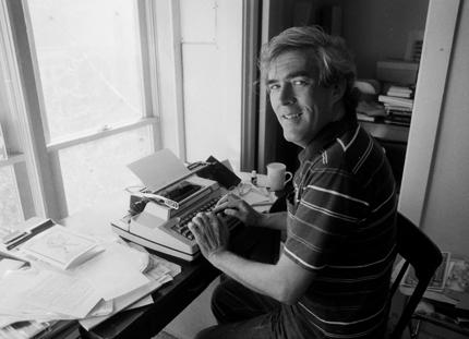 Bob Girard, Scotia, NY - April 19th 1987. Photo Credit: Clas Svahn / AFU.