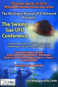 2016 Swamp Gas UFO Conference