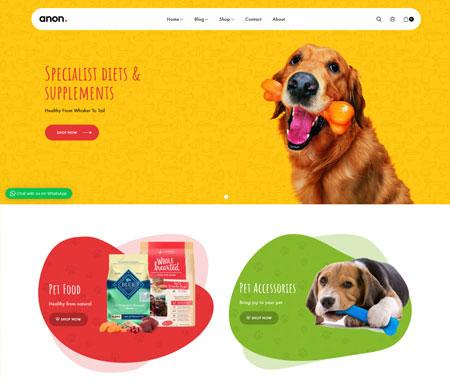 Home Pet Food