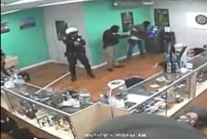 Stealing Pot