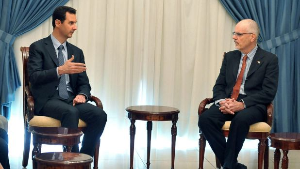 pro-Assad