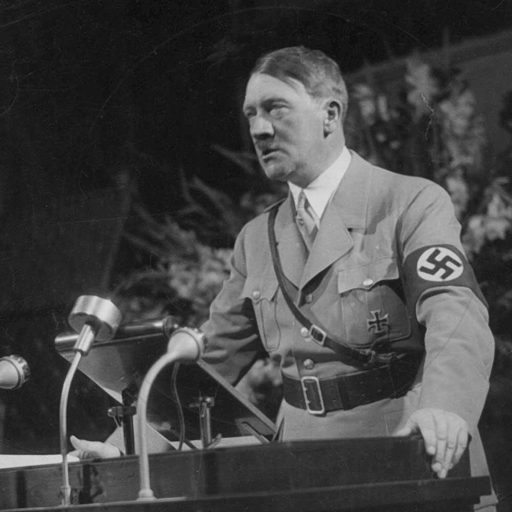 Discurs Adolf Hitler 1939