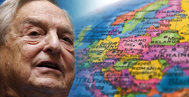 George Soros Europa