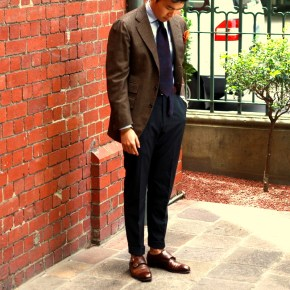 Men's Fashion: Brown Is The New Black
