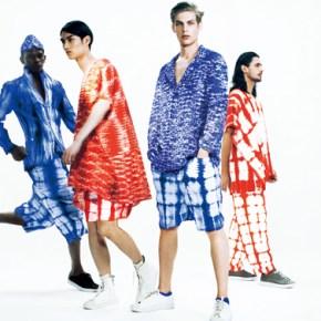 Suits Gone Wild: The Tie-Dye Trend In Menswear