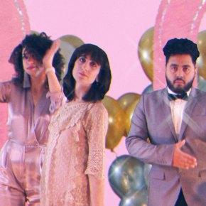 "Music Video Premiere: Sundae Crush's ""Dating Game 3000"""