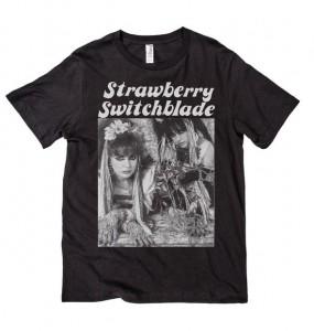 Burger City - Strawberry Switchblade
