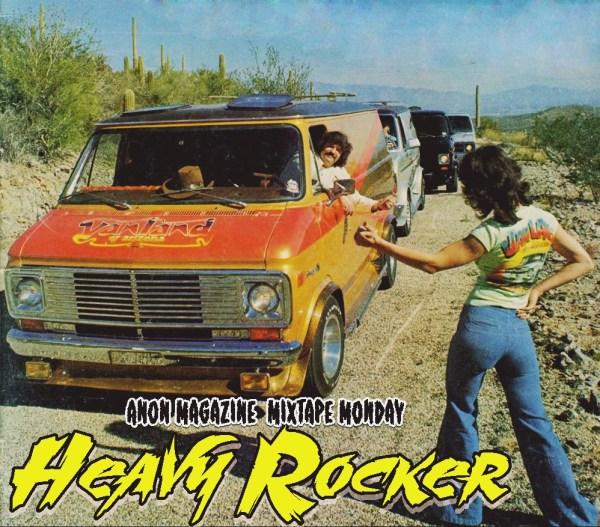Mixtape Monday - Heavy Rocker