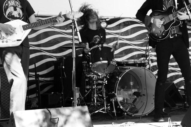 Mystery Lights Drummer 1