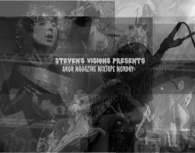 Mixtape Monday Steven Gonzalez