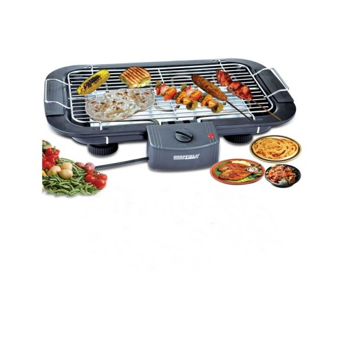 2-in-1 Electric Barbecue Grill