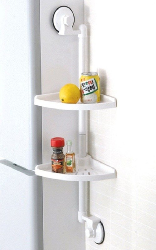 2 Layer Corner Shelf