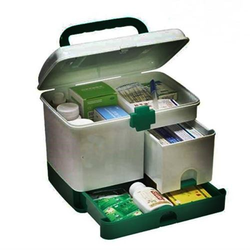 A Fast aid box (without medicine)