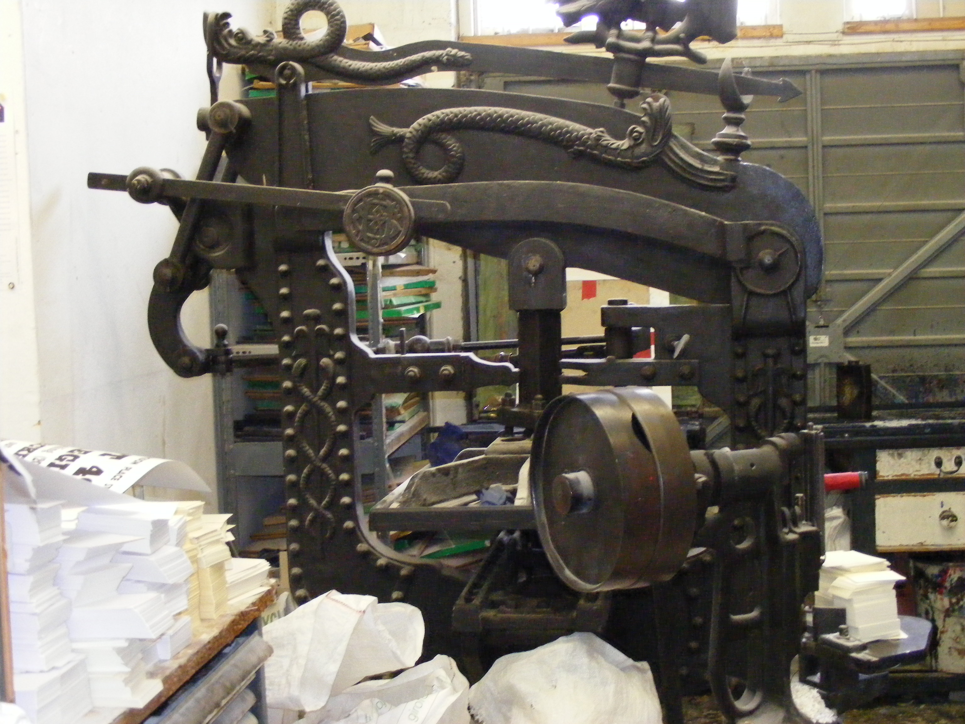 Proofing Press