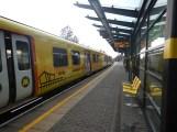 Changing At Sandhills Station