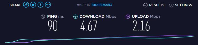 Nearby NordVPN Server