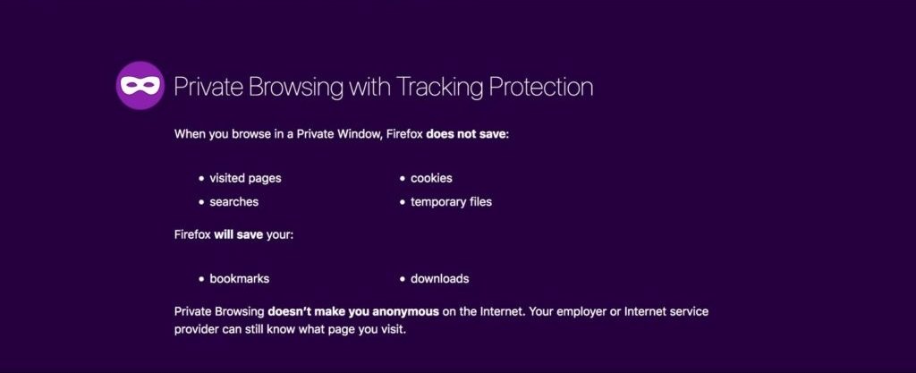 FF Privacy Mode