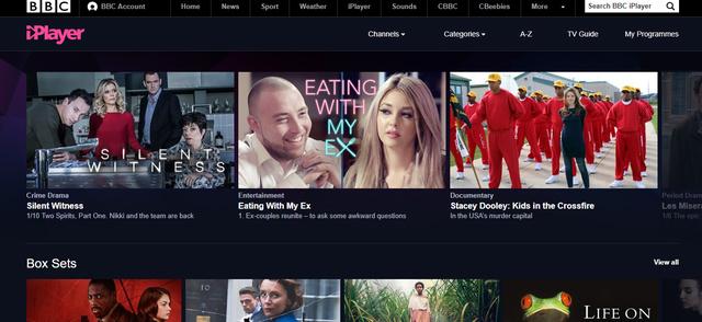 Surfshark BBC iPlayer