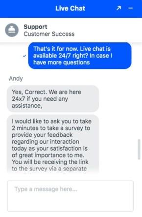 VyprVPN Live Chat