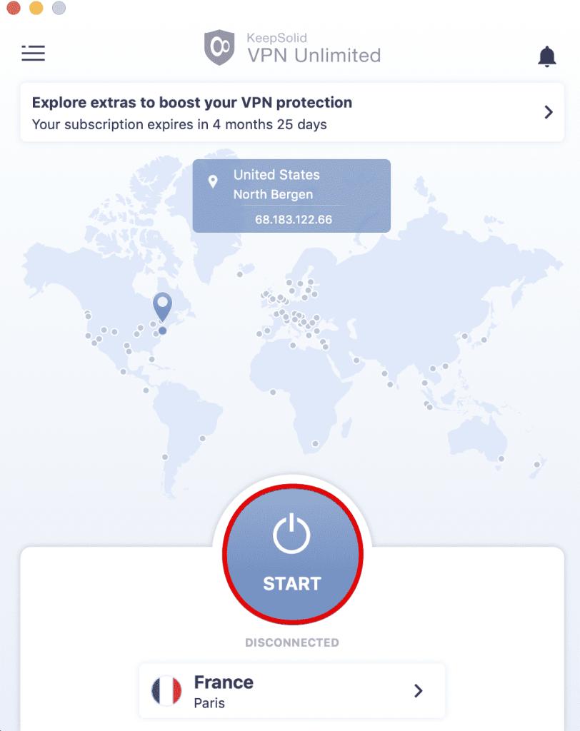 VPN Unlimited Mac App