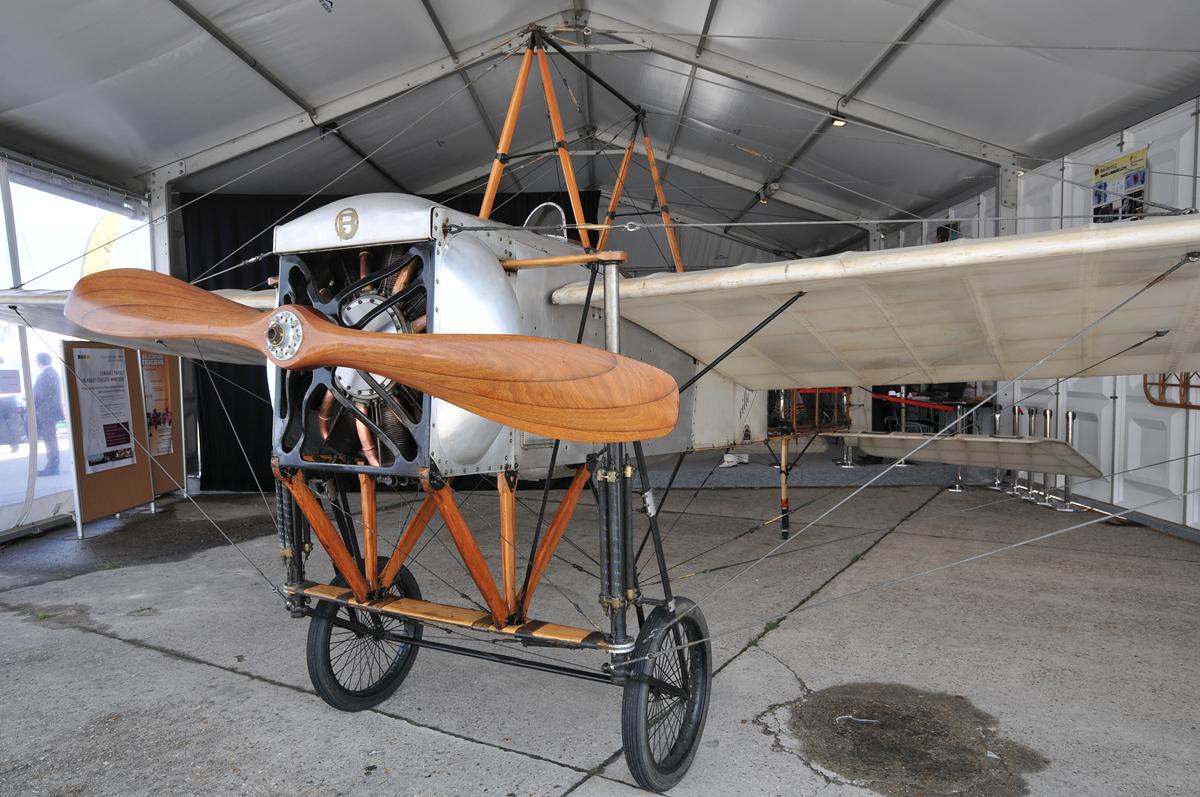 Blériot XI Plane