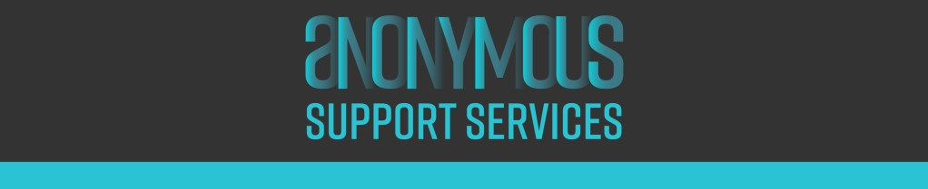 AnonymousSupportServices logo Juridisch