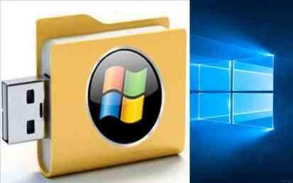 Bootable Disk Windows 10 -1