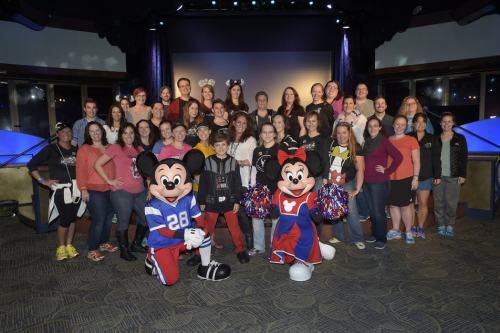 Cigna Blogger Meet-Up at Walt Disney World Marathon Weekend