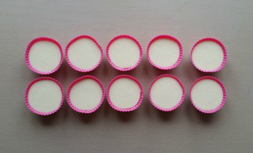 Strawberry Cheese Cake Cupcakes