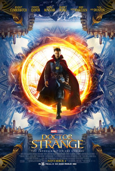Trailer Poster Marvels Doctor Strange